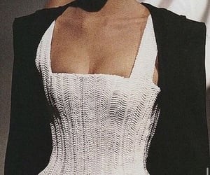 blazer, haute couture, and thierry mugler image