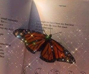borboletas, brilho, and glitter image