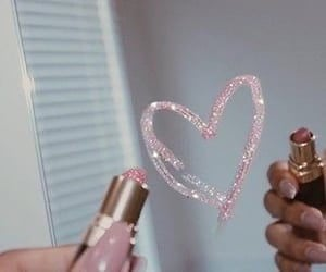 baton, heart, and fundo de tela image