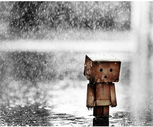 feelings, rain, and emotions image