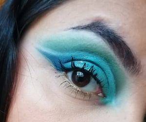 artistry, makeup, and blue image
