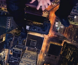 above, aerial photography, and cities image