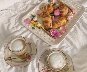 amazing, chocolate, and croissant image