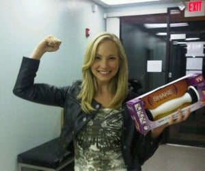 caroline forbes and candice king image