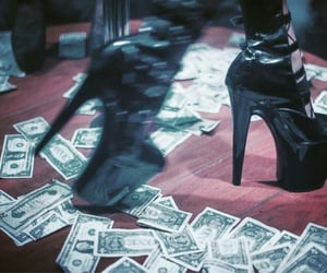 aesthetic, shoes, and stripper image