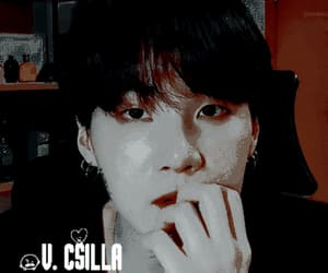 editing, agust d, and suga image