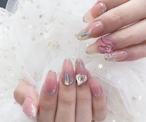 aesthetic, beautiful, and manicure image