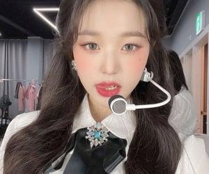 izone, selfie, and wonyoung image