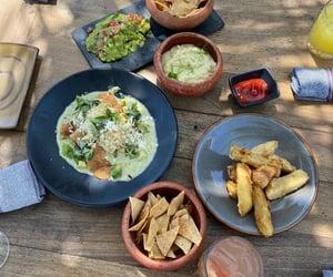 food, guacamole, and mexico image