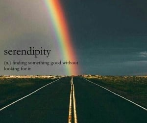 beauty, quote, and serendipity image