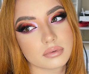 beautiful, makeup, and makeup artist image