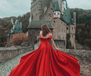 castle, castles, and fairytale image