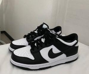 aesthetic, black, and footwear image