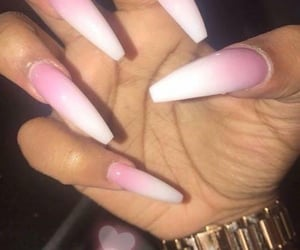 claws, acrylics, and designs image