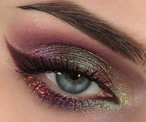 aesthetic, beauty, and eyelashes image