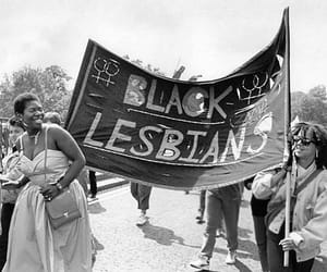 black women, lgbtq, and dyke image