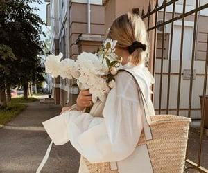 flowers, aesthetic, and style image
