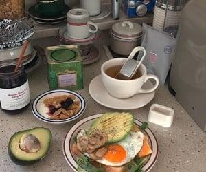 breakfast, aesthetic, and food image