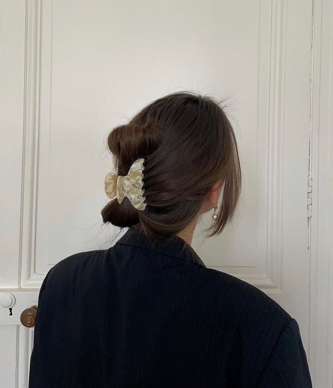 accesories, chic, and hairs image
