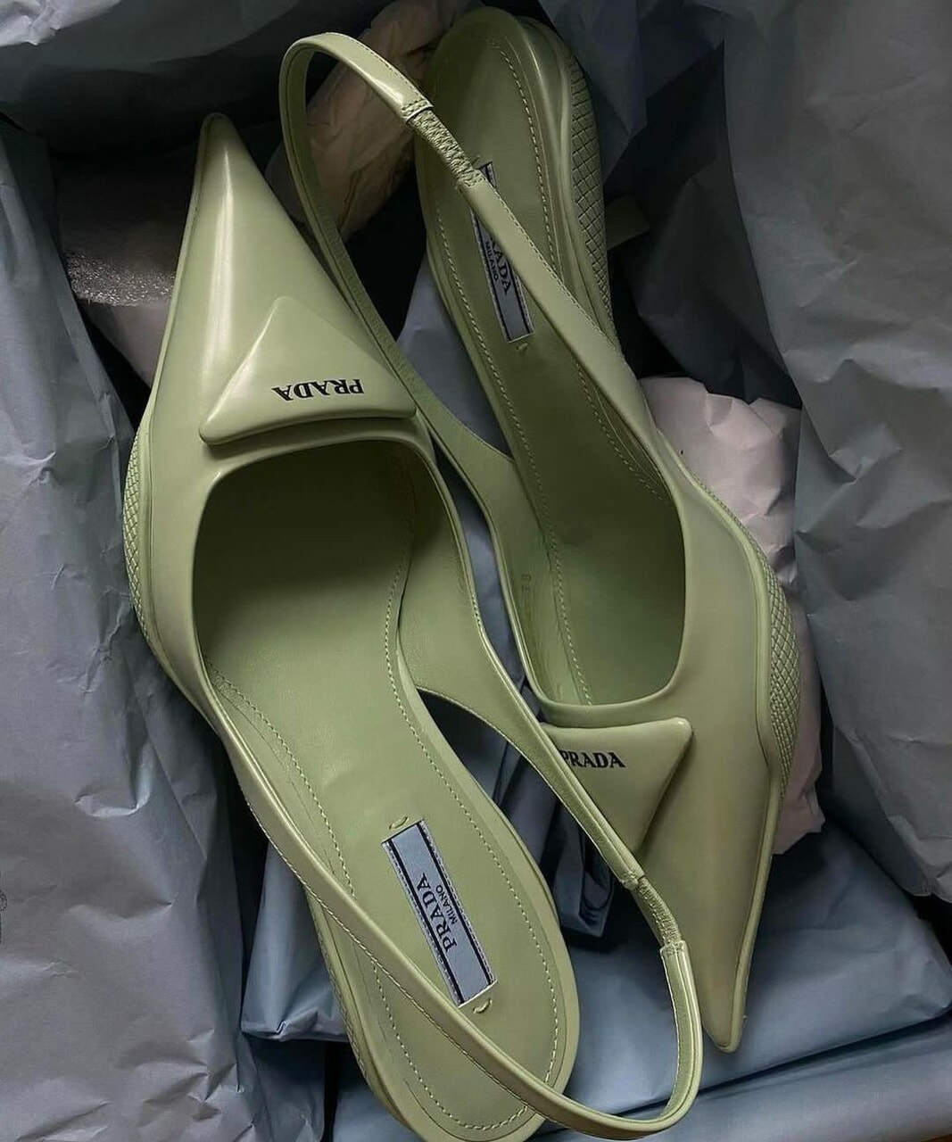 Prada, shoes, and fashion image