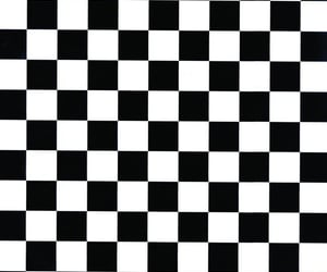 checker and wallpaper image
