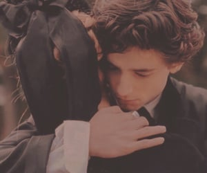 laurie, theodore laurence, and timothee chalamet image
