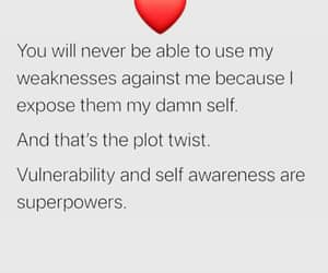mental health, super powers, and vulnerability image