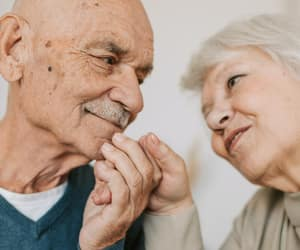 couple, lifepartner, and love image