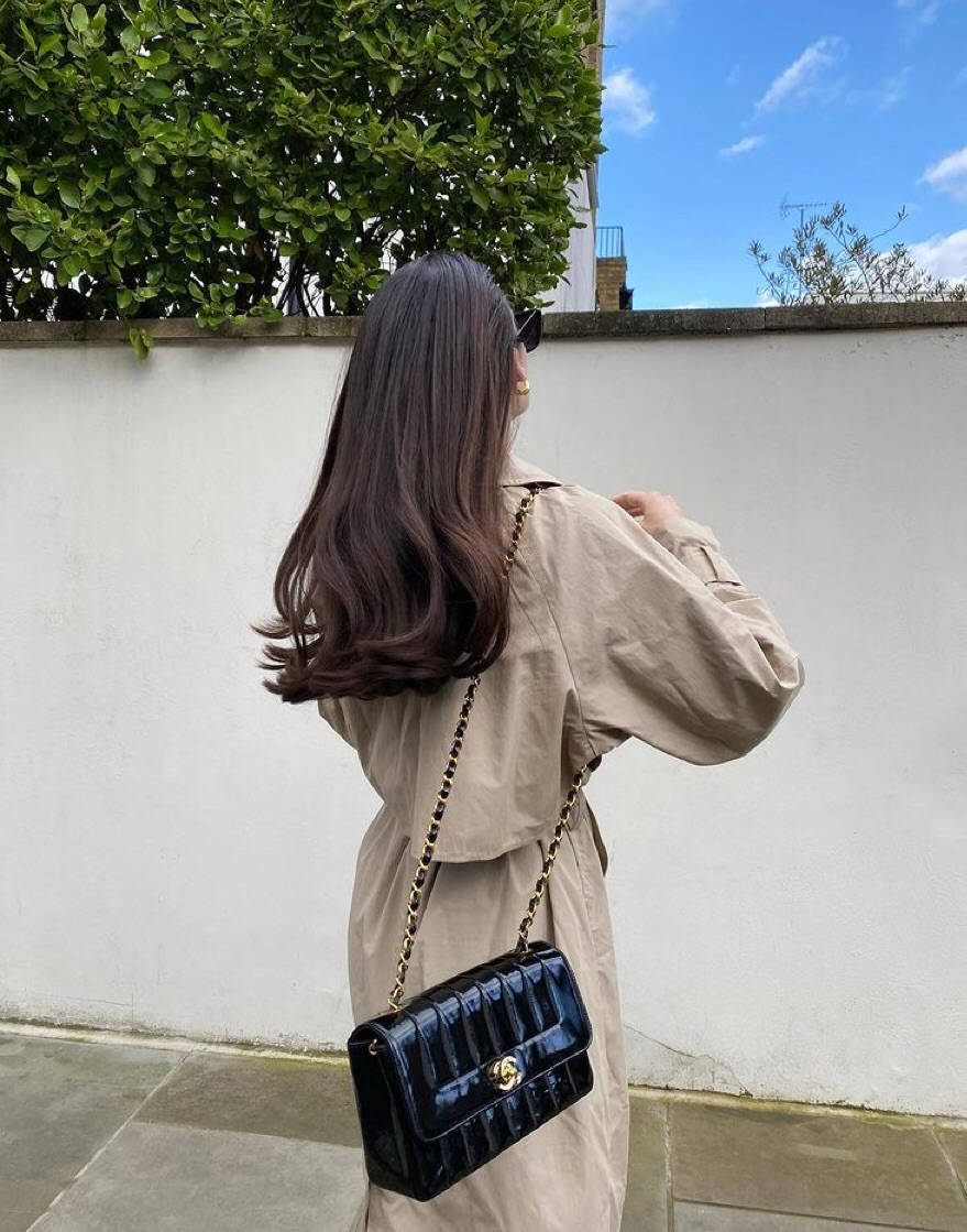 fashion, stylé, and hair goals image