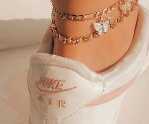 aesthetic, nike, and bracelet image