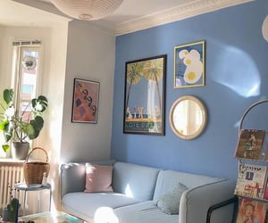 decor, sunshine, and rooms image