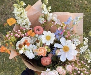flowers, beautiful, and aesthetic image