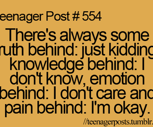 teenager post, text, and post image