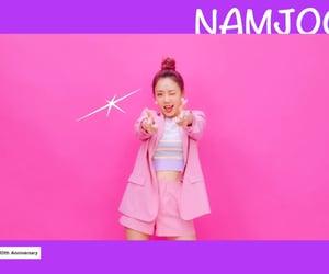 kpop, purple, and namjoo image
