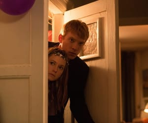 film, domhnall gleeson, and about time image
