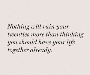 quotes, words, and twenties image