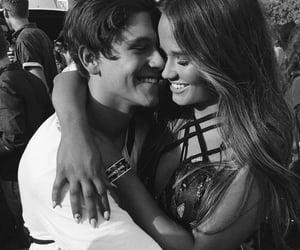 boyfriend, hugs, and kisses image
