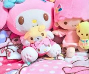 toys and mymelody image