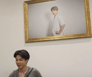 bts, jimin, and funny image