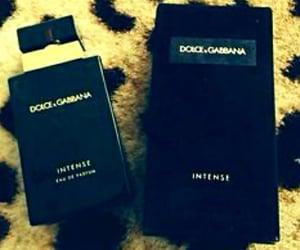 intense, dolceandgabbana, and perfume image
