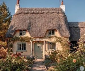 aesthetic, cottage, and cottagecore image
