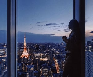 cities, fashion, and girl image
