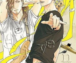 given and manga image