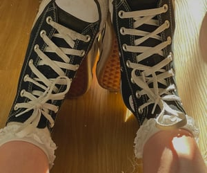 aesthetic, alt, and converse image