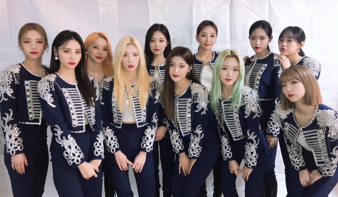 k-pop, yves, and girlgroup image