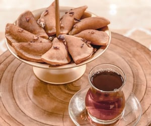 Ramadan, tea, and الله image