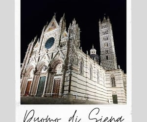 italy, siena, and travelblogger image