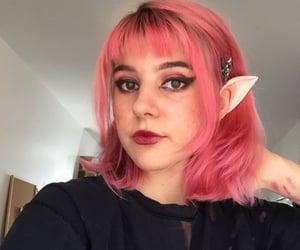 alt, alternative, and dyed hair image