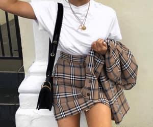 girl, woman, and fashion image