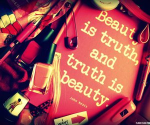 beauty, pink, and quote image